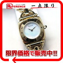 Gucci Lady's watch GP shell clockface quartz 6,400L 》 for 《