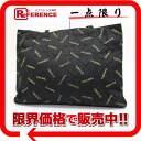 Chanel logo Print Center to bag black x white s correspondence.""