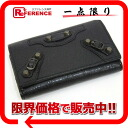 "Balenciaga 6-unused key case ""classicoosaka"" black 253048 ""enabled."""