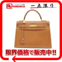 "Hermes handbags ""Kelly 32"" outside seam クシュベル gold gold bracket Y ticking ""response."""