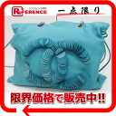Chanel leather ruffle CC chain that bag turquoise blue s correspondence.""