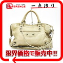 "BALENCIAGA editors bag ""the city"" beige 》 for 《"