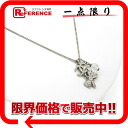 CHANEL CC ribbon rhinestone pendant necklace silver 》 for 《