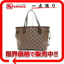"""Louis Vuitton Damier neverfull PM tote bag even N51109 """"enabled."""""""