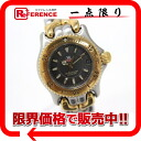 Tag Heuer SEL professional 200 m women's watch quartz SS×GP WG1420-0? s support.""