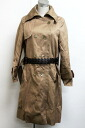 Gucci Womens trench coat 38 Brown? s support.""