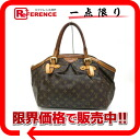 "Louis Vuitton Monogram ""Tivoli GM"" shoulder bag M40144? s support."""