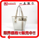 """Ferragamo Vara natural canvas tote bag * beige series brand new as well? s support."""""""