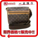 "Louis Vuitton Monogram ""Messenger PM bonfire"" shoulder bag M40106 ""enabled."""