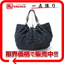 "Chanel denim quilted CC chain that bag indigo blue silver metal A46887 ""enabled."""