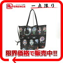 "Bulgari PVC Tote Bag Black x multi-color 33528 ""response.""-fs3gm02p05apr12m"