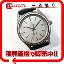 "Omega Seamaster cosmic 2000 rare case SS watch automatic leather belt antique ""response.""-fs3gm02P05Apr14M"