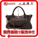 "Balenciaga bag ""the first"" Brown 103208? s support."""