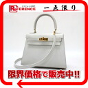 "Hermes handbags ""minikelly"" outside seam Vash Liege white gold bracket B ticking ""response."""