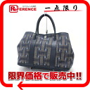 "Hermes garden party PM mosaic tote bag Navy L ticking ""response."""