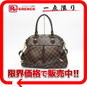 Louis Vuitton Damier Trevi PM 2-WAY handbag N51997? s support.""