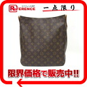 "Shoulder bag Louis Vuitton Monogram ""looping GM"" M51145 ""enabled."""