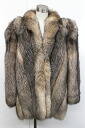 Dior fur blue Fox half-court Brown? s support.""
