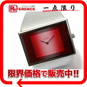 "Storm fashion men's watch quartz SS / Red dial ""response."""