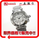 """Cartier Pasha de Cartier seatimer mens watch SS automatic winding W31080M7 beauty products """"enabled."""""""