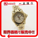 """Tag Heuer SEL professional 200 m ladies watch ivory letter Edition quartz SS/GP S94.708? s support."""""""