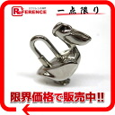 """Hermes 1992 limited Pelican Cadena silver brand new as well as """"support."""""""