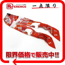 """Hermes silk scarf """"twirly (Zile)"""" red series beauty products """"enabled."""""""
