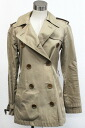 "Paul Smith Black Womens trench coat beige 40 ""compatible."""