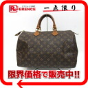 "Louis Vuitton Monogram ""speedy 35"" Boston handbag m44524 s response."""
