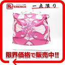 버 버 리 プローサム 토트 백 화이트 × 핑크 《 대응 》