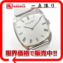 """Horology company Schaffhausen mens watch SS hand rolled Cal.423 """"enabled."""""""