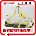 "Louis Vuitton spediround 2-WAY Boston bag Jaune M40709 ""enabled."""