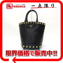 》 for 《 as well as PRADA SAFFIANO VERNICE( サフィアーノヴェルニーチェ) studs 2WAY tote bag black new article