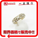 "Chanel 11 c CC rhinestone ring gold ""response."""