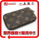 "6 six Louis Vuitton monogram ""pochette clay"" key case M62610 》 for 《"