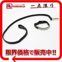 "Gucci DOG dog dog collar & lead sets leather black 049_01 0412_17? s response."""