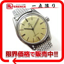 "Omega Seamaster mens watch SS automatic winding antique ""response."""