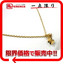 """Chanel clover motif pendant necklace gold """"support."""""""