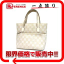 "Gucci GG canvas handbag beige 1079 ""capable."""