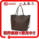 "Louis Vuitton Damier neverfull MM-Tote N51105 ""response."""