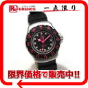 "Tag Heuer Professional 200 m Womens watch SS / rubber quartz 377.508 ""enabled."""