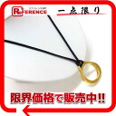 "Hermes pendant necklace gold ""support."""
