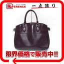 "Louis Vuitton EPI leather Passy PM handbag Cassis M5926K ""enabled."""