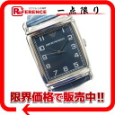 "Emporio Armani men's watch SS Croco Embossed leather quartz blue AR-0213 ""enabled."""