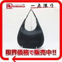 "Hermes ""Gao"" shoulder bag slope black gold bracket F inscribed ""response."""
