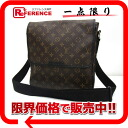 "Louis Vuitton Monogram Macassar shoulder bag ""bus MM"" M56715 ""enabled."""
