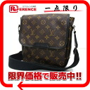 "Louis Vuitton Monogram Macassar shoulder bag ""bus PM"" M56717 ""enabled."""