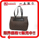 "Louis Vuitton Damier Parioli PM tote bag even N51123 ""enabled."""