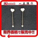 "Folli follie heart earrings pink × white ""support."""