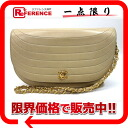 "Chanel lambskin quilted chain shoulder bag beige ""response."""